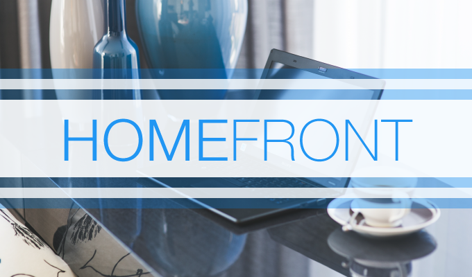 HomeFront Newsletter- December