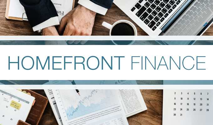 Homefront Finance Jan 2020